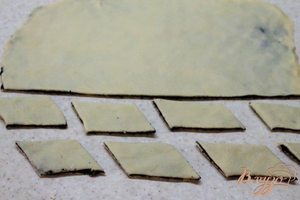 Печенье с маковой прослойкой
