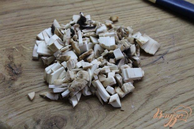 Чебуреки с грибами с зеленью и свининой