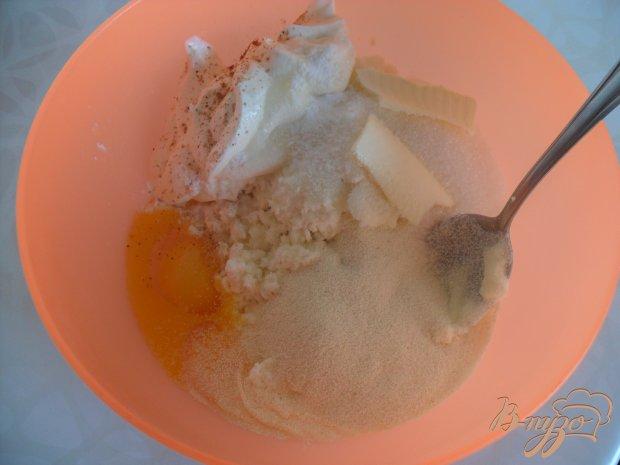 Рецепт Сырники с цукатами