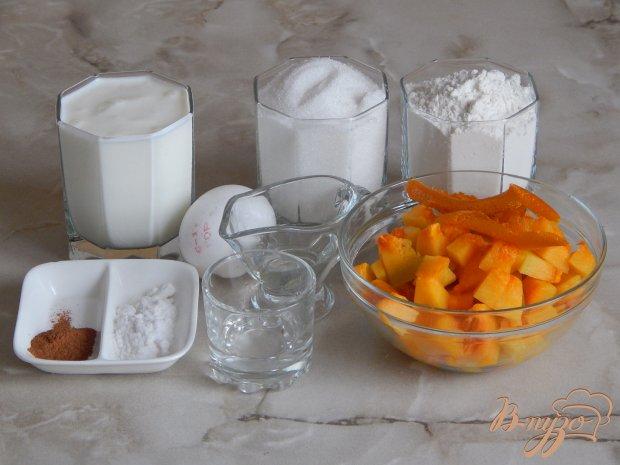 Рецепт Пирог с тыквой ( в мультиварке)