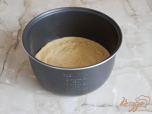 Пирог с тыквой ( в мультиварке)