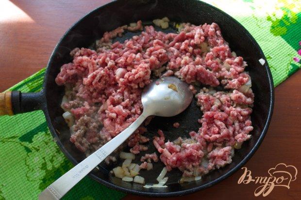 Блины фаршированные  мясом
