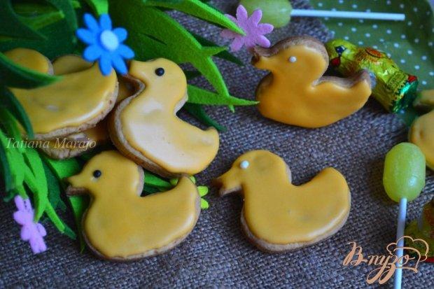 Печенье  с рикоттой