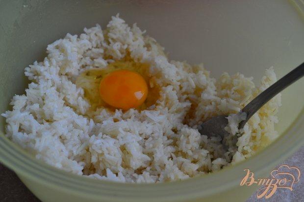 Рецепт Рисовые шарики в томатном соусе