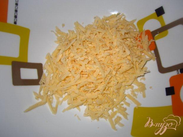 Куриная грудка фаршированная с копчеными сосисками и сыром