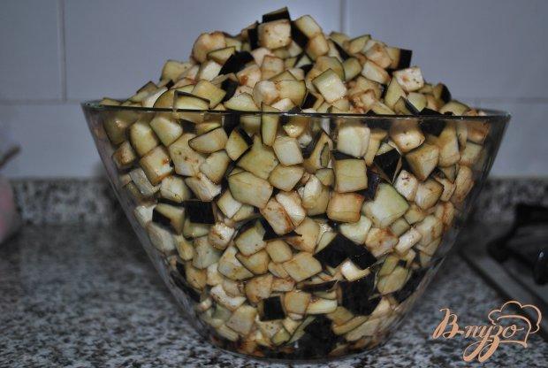 Рецепт Баклажаны в маринаде