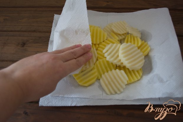 Жаркое с жареной картошкой