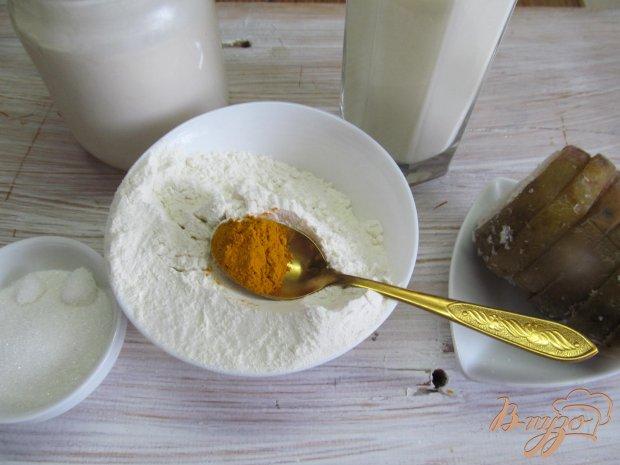 Рецепт Блинчики с домашним мороженым
