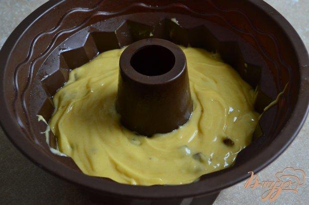 Кекс с вялеными бананами