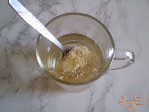 Молочное желе с творогом