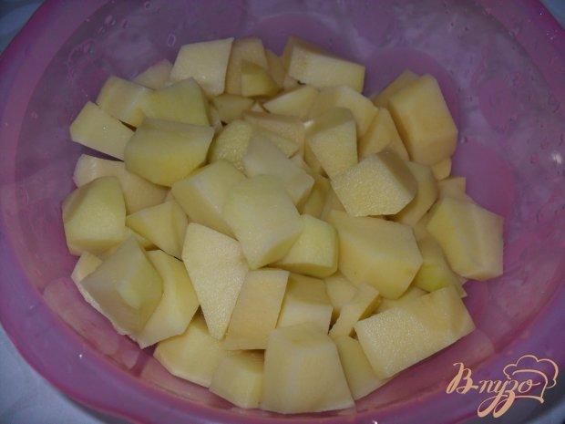 Рецепт Сырный суп с фрикадельками в мультиварке