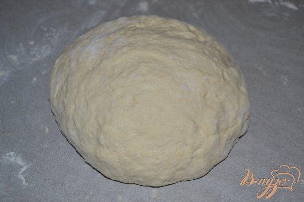 Французская сырная булка