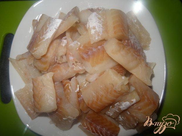 Рецепт Филе хека в томатном соусе
