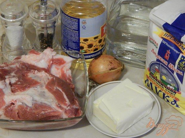 Рецепт Чебуреки на заварном тесте