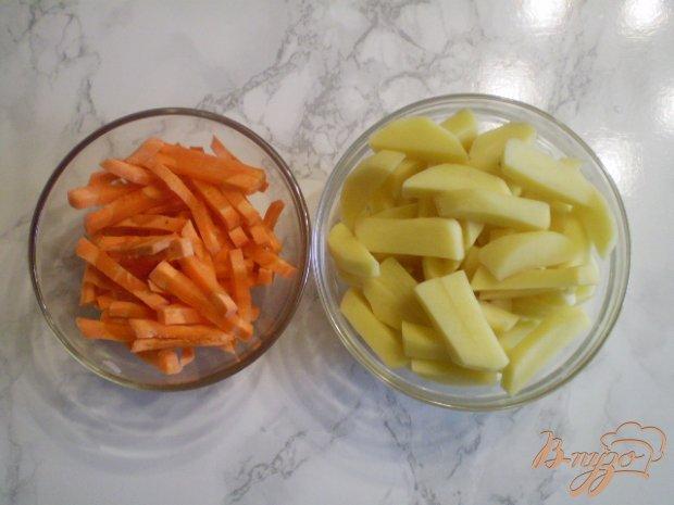 Свекольное рагу с картофелем