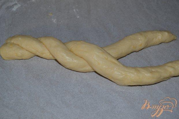 Сырные плетёнки