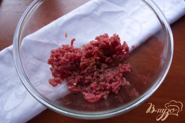 Рецепт Бифштекс из говяжьего фарша
