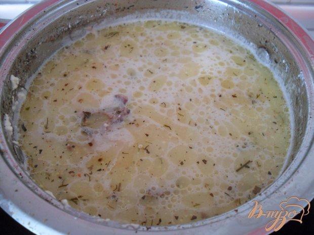Курица в плавленном сыре