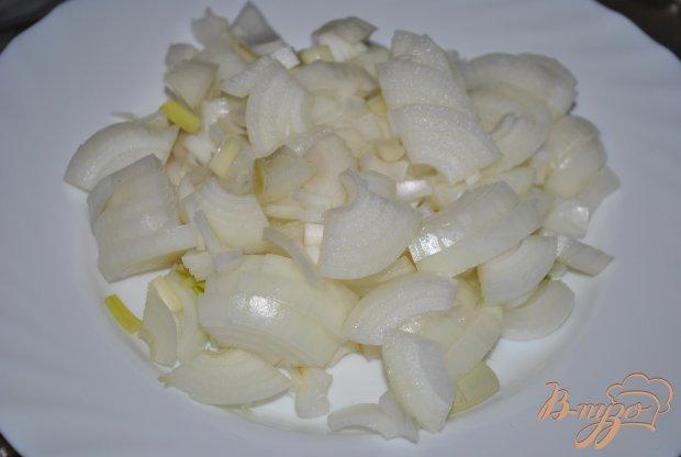 Ребуэльто с печеными овощами