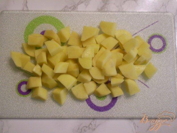 Суп капустный с пшеном и яйцами