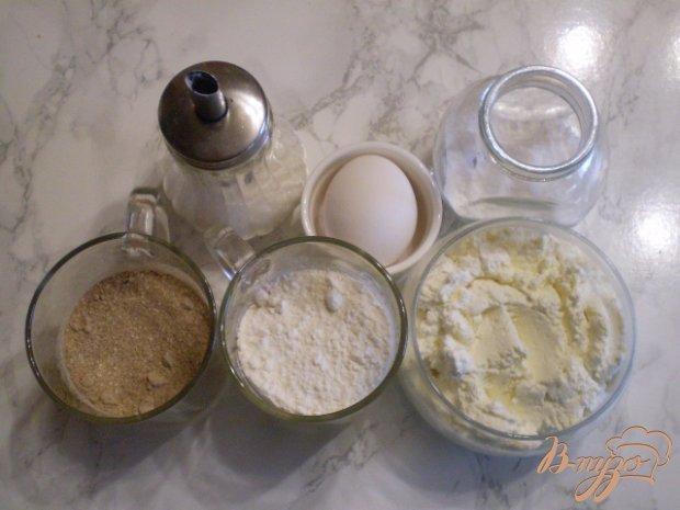 Рецепт Гречневое печенье с творогом