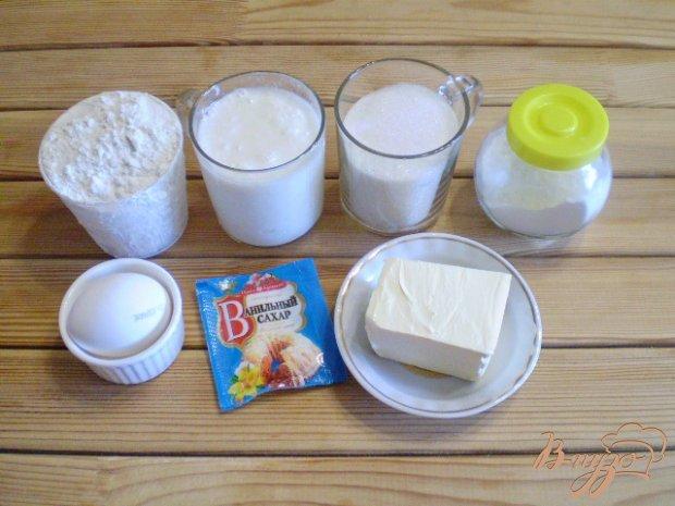 Рецепт Кексики в формочках