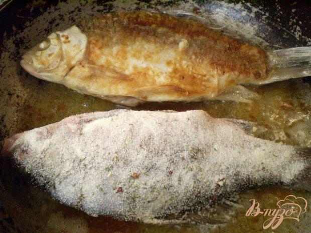 Рыба в манке