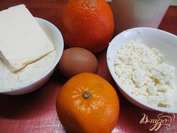 Тарталетки с творожно-апельсиновым кремом