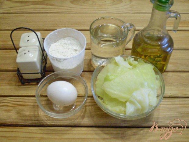 Рецепт Капустные блины
