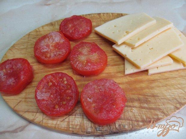 Котлеты под сыром с овощным пюре