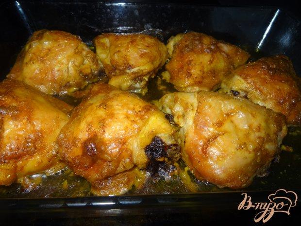 Куриные бедрышки запеченные в духовке