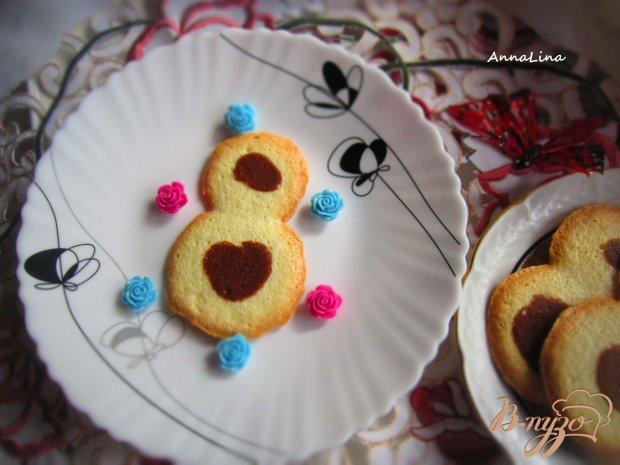 Печенье восьмерка
