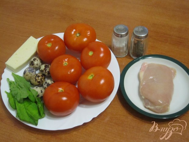 Рецепт Помидоры, запеченные в духовке