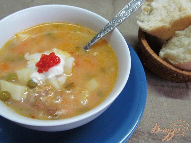 фото рецепта: Суп домашний