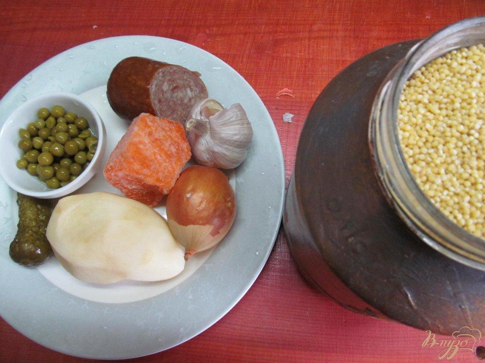 Фото приготовление рецепта: Суп домашний шаг №1