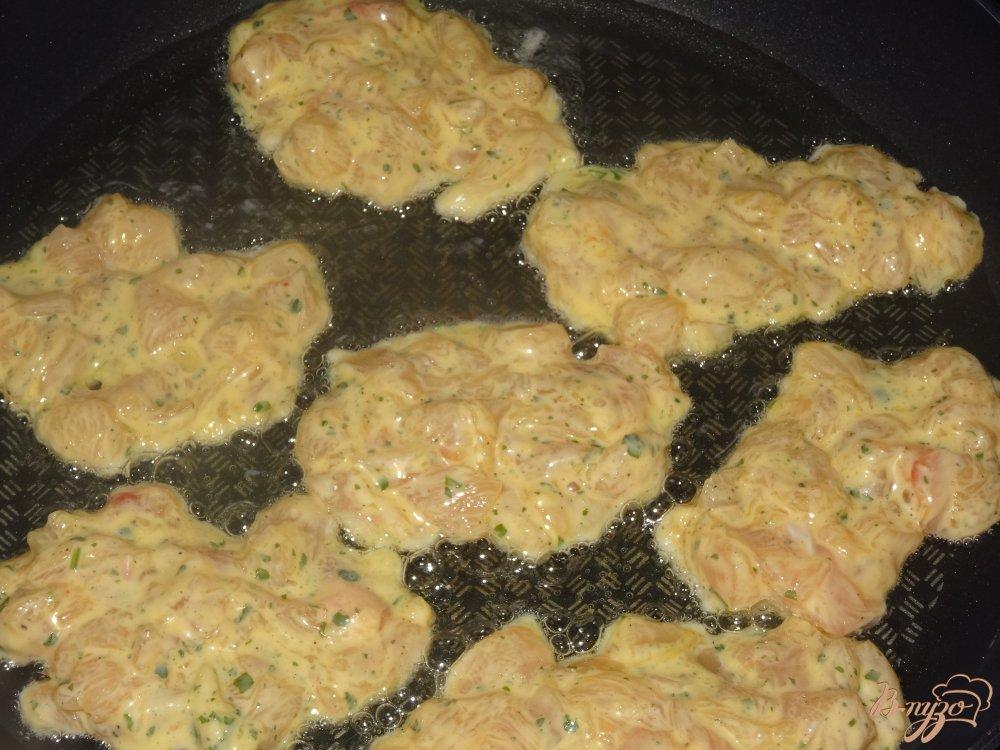 Фото приготовление рецепта: Рубленые котлеты из куриного филе шаг №4