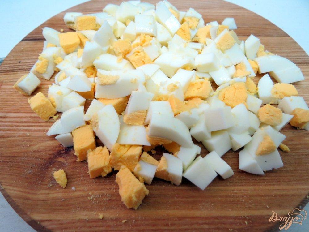 Фото приготовление рецепта: Суп со щавелем и шпинатом (постный) шаг №7