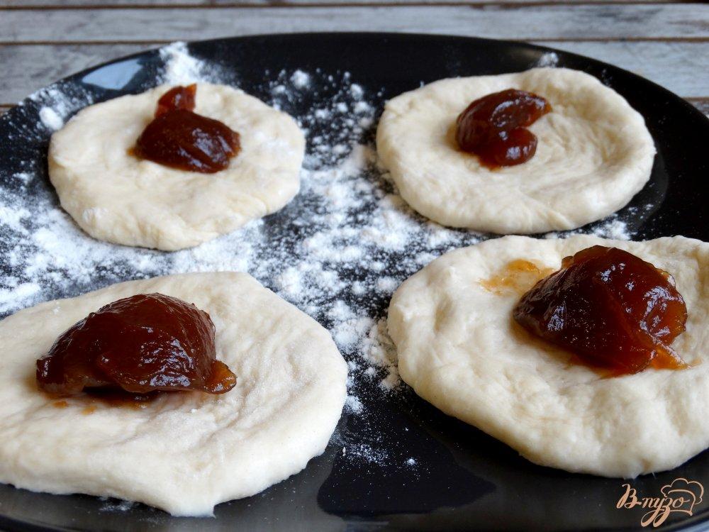 пирожки постные в духовке пошаговый рецепт с фото