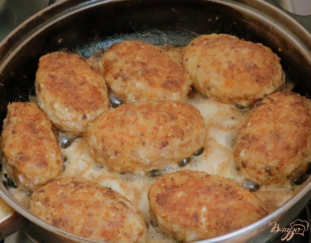 Фото приготовление рецепта: Ленивые голубцы шаг №10