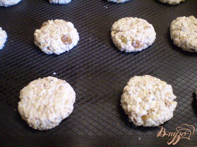 Фото приготовление рецепта: Полезное печенье для детей шаг №6