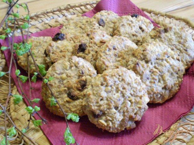фото рецепта: Полезное печенье для детей