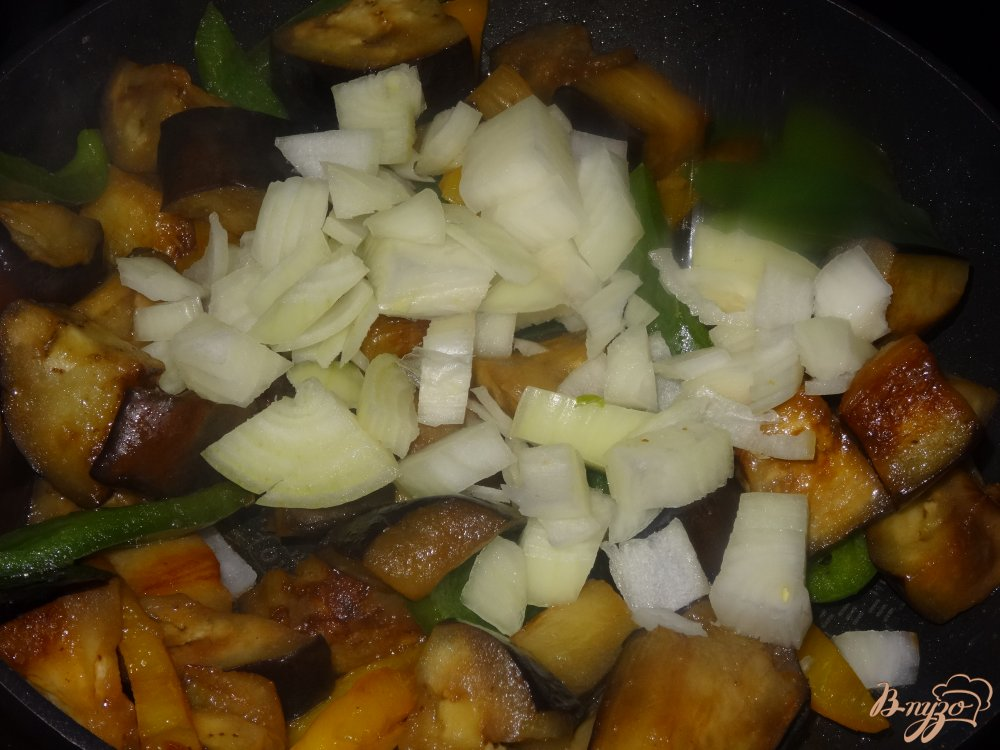 Фото приготовление рецепта: Буглама с куриным мясом шаг №8
