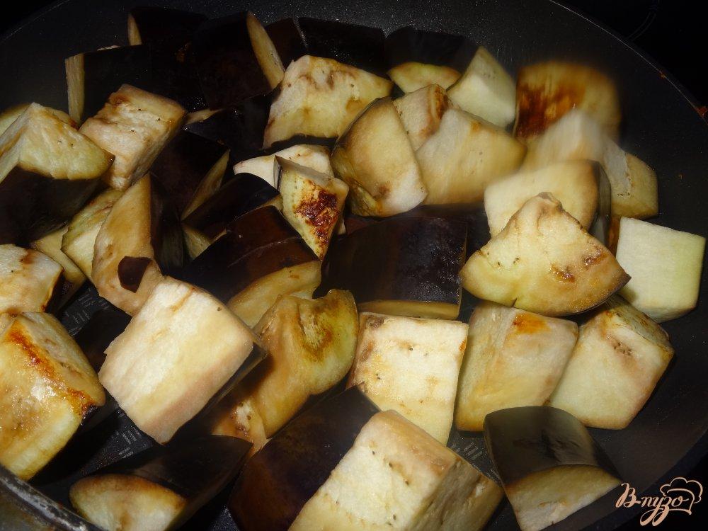 Фото приготовление рецепта: Буглама с куриным мясом шаг №4