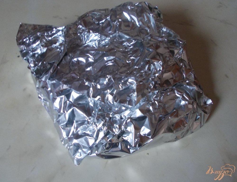 Фото приготовление рецепта: Говяжий стейк с перечным соусом шаг №6