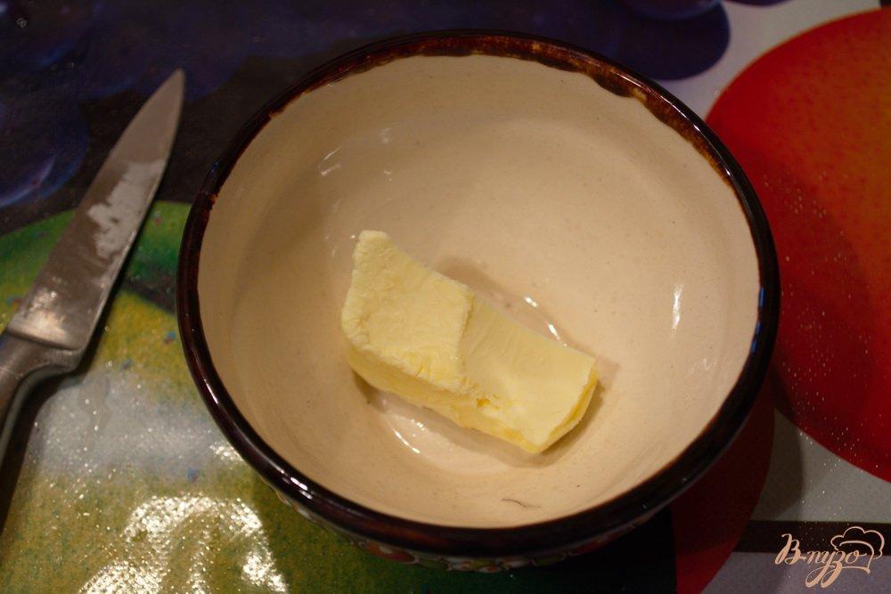 Фото приготовление рецепта: Картошка с двойным маслом шаг №3