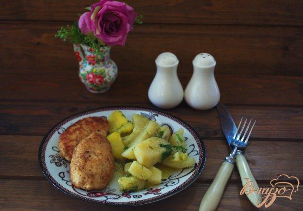 фото рецепта: Домашние котлеты без хлеба