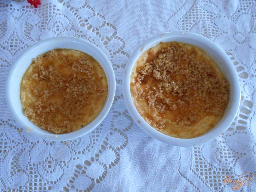 Фото приготовление рецепта: Крем- брюле шаг №5