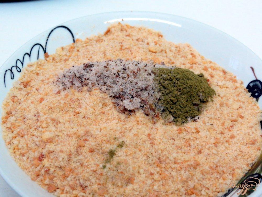 Фото приготовление рецепта: Домашние ароматные панировочные сухари. шаг №8