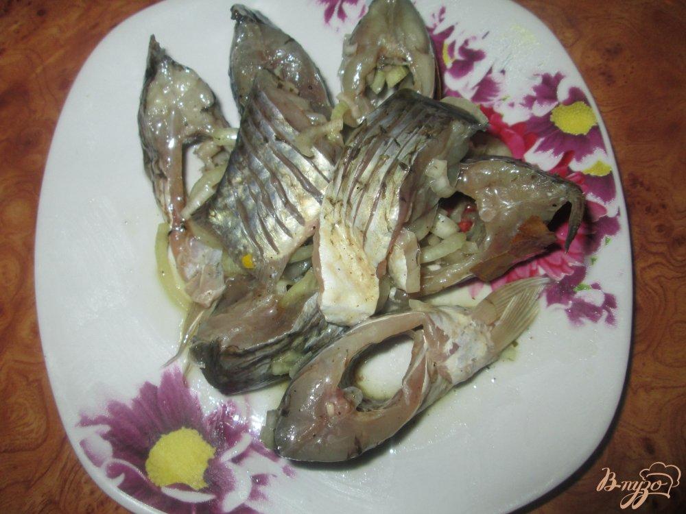маринованная рыба толстолобик рецепты приготовления