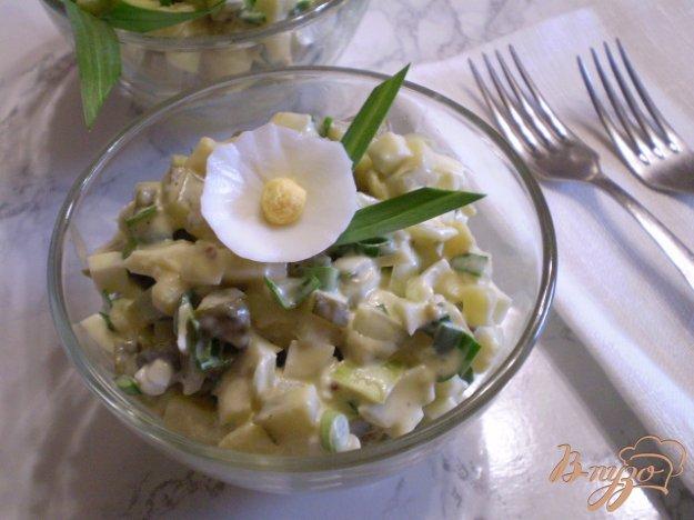 фото рецепта: Овощной зимний салат